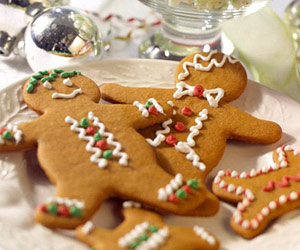Best-of-the-Season Gingerbread Cookies