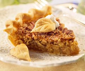 Oatmeal-Pecan Pie