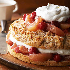 Winter Shortcake