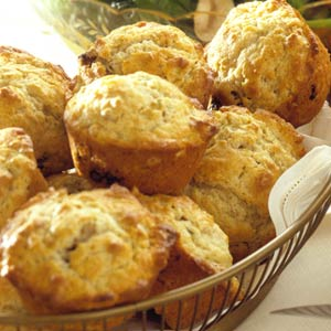 Winter Wake-Up Muffins