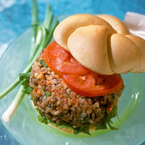 Veggie Burgers
