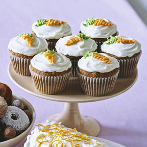 Carrot Cupcakes
