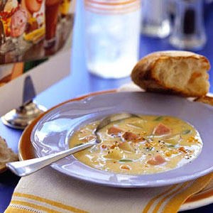 Midwest Ham Chowder