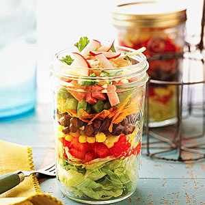 24-Hour Tex-Mex Salad | Midwest Living