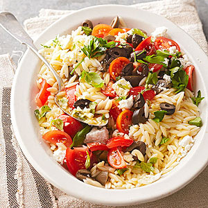 Surdyk's Greek Orzo Salad