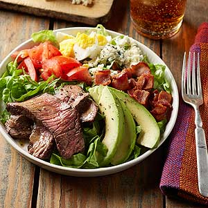 Midwest-Style Cobb Salad