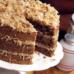 German Chocolate Cake Box Recipe