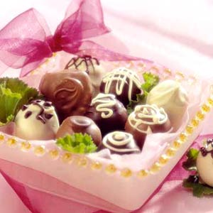 Almond Truffle Temptations