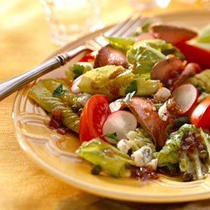 Dazzling Holiday Sirloin Salad