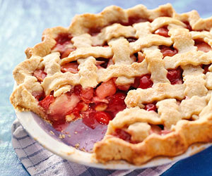 Something Special Apple-Cherry Pie