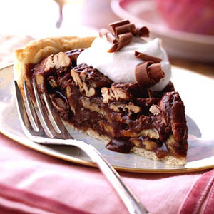 Decadent Caramel-Pecan Pie