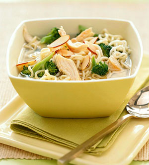 Simply Ramen Chicken Soup