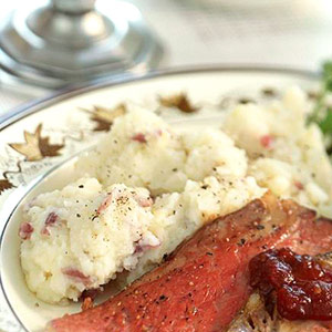 Horseradish Dream Potatoes