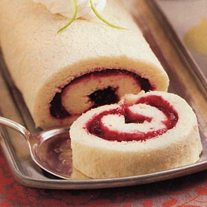 Angel food roll
