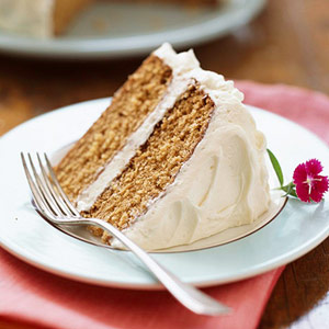 Buster Brown Cake with Delicious Icing