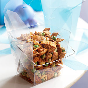 Spicy Asian Snack Mix