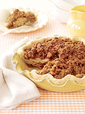 30s Apple & Nut Pie