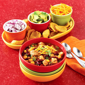 Chicken Salsa Chili
