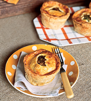 Vexing Vegetable Pies