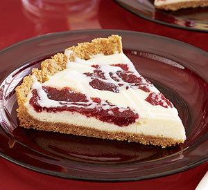 Creamy Cranberry Tart