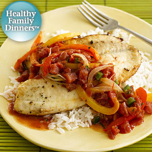 Tilapia Veracruz