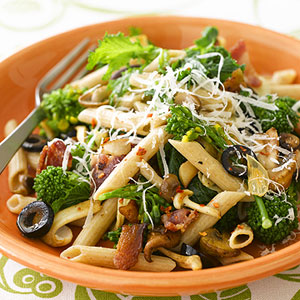 Penne Rapini