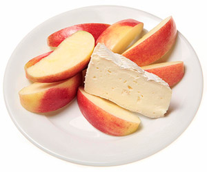 Apple and Cheese