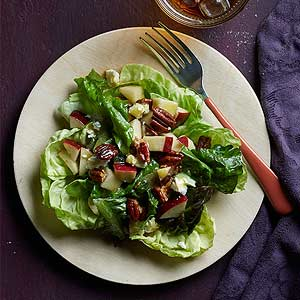 Spiced Pecan Apple Salad