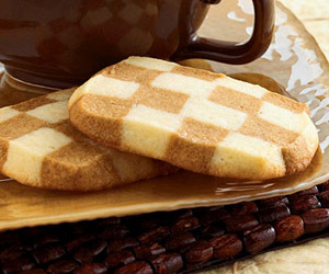 Latte Checkerboards