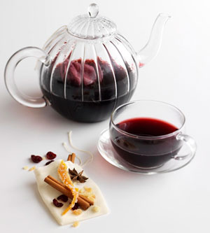 Gluhwein (Hot Spiced Mulled Wine)