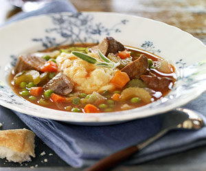 Potato-Topped Duck Stew
