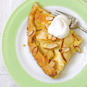 Apple Almond Galette