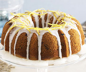 Pumpkin-Spice Bundt