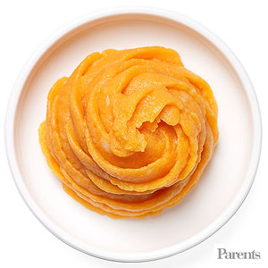 Sweet Potato-Parsnip Mash