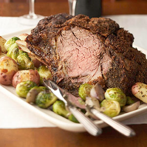 Oven-Roasted Prime Rib with Dry Rib Rub | Midwest Living