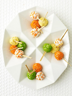 Mini Ice-Cream Pops