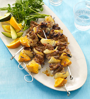 Crazy for Kabobs: 5 Summer Cookout Recipes