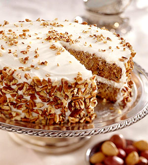 Hummingbird Cake