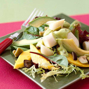 Costa Rican Hearts Of Palm Salad Midwest Living