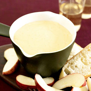 Swiss & Gouda Fondue