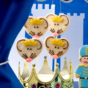 mouse king pops