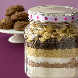 Chocolate-Walnut Cookie Mix