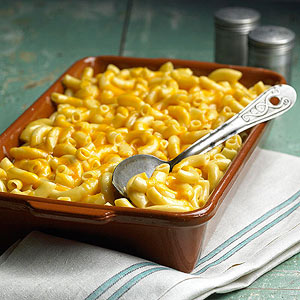 Army and Lou's Macaroni and Cheese