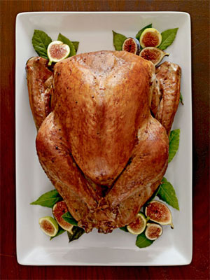 Grilled Thanksgiving Turkey
