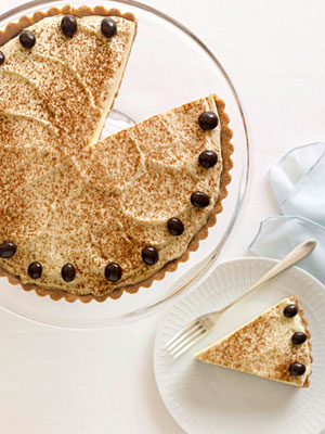 Irish Coffee Chiffon Pie