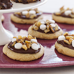 Rocky Road Shortbread