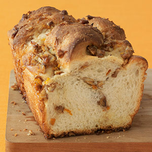 Orange-Nut Swirled Bread
