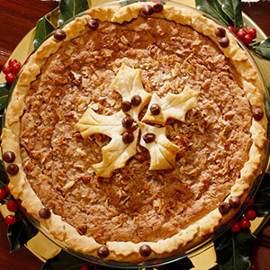 German-Chocolate Pie