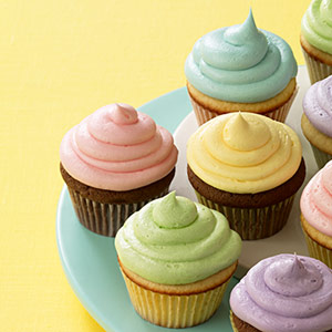 Spring Cupcakes