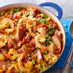 Fast Paella
